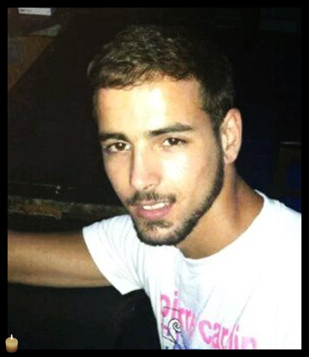 Staff Sgt. Adi Briga, 23, killed during Operation Protective Edge. (Photo credit: IDF)