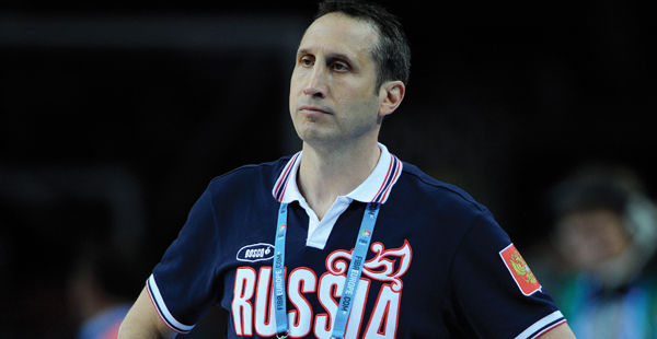 David Blatt: Will face a more rugged schedule as an NBA coach that he did in Israel or Europe. Wikimedia Commons
