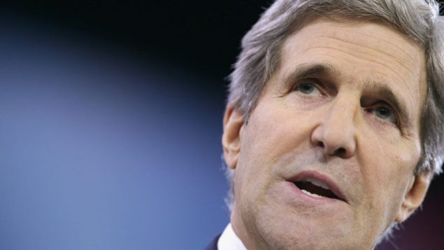 Kerry addressed AIPAC's policy convention in March. Getty Images