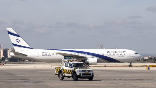 Israel's Ben Gurion airport has been the target of Hamas rockets, prompting the cancellation of teen tours. Getty Images