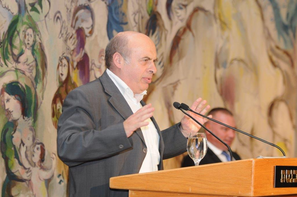 Chairman of the Executive of The Jewish Agency for Israel Natan Sharansky addressed the Jewish Agency Board of Governors at the Knesset  June 23, 2014. (Lior Daskal for The Jewish Agency for Israel)