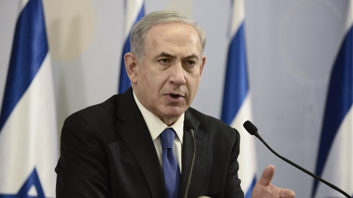 Prime Minister Benjamin Netanyahu. (Photo credit: Tomer Neuberg/Flash90)