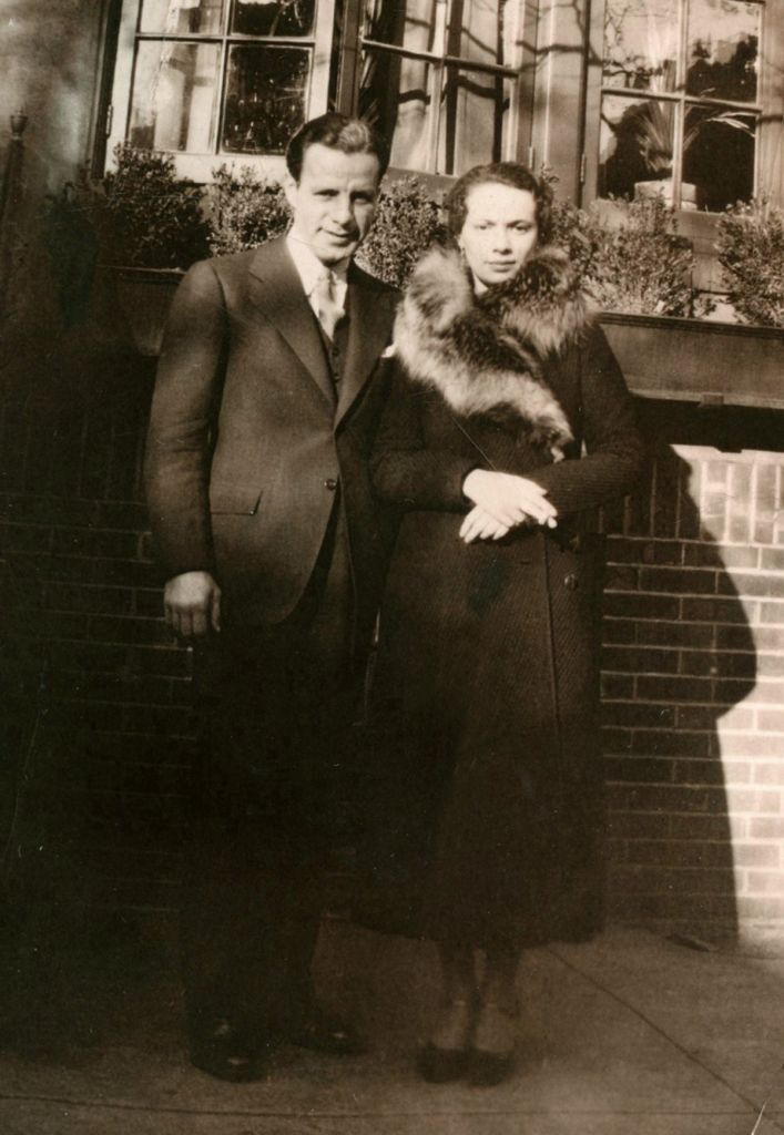 Gilbert and Eleanor Kraus (Courtesy: PerlePress Productions.)