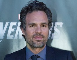 Actor Mark Ruffalo offered words of support for the Gazans on Twitter (photo credit: Tony Felgueiras CC BY SA/Wikipedia)