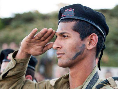 Cpt. Natan Cohen, 23 years old, killed in action during Operation Protective Edge. (Photo credit: IDF)