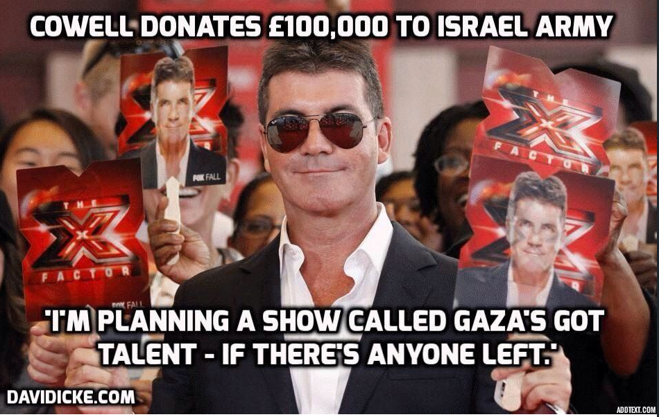 Simon Cowell Sent Images Of Dead Children After 163 90 000