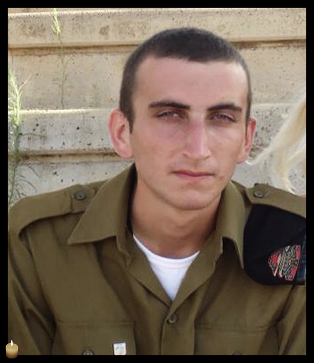 Sgt. First Class (Res.) Daniel Marash, 22, was killed during Operation Protective Edge. (Photo credit: IDF)