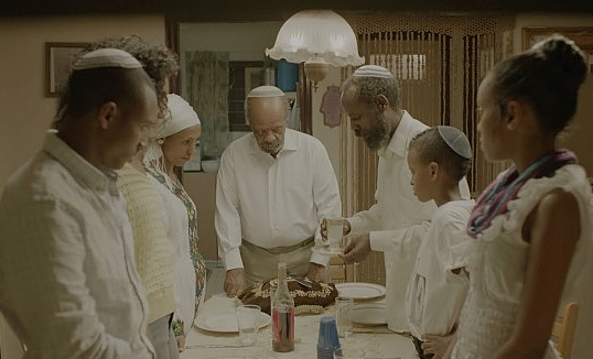 From 'Red Leaves,' by Ethiopian director Bazi Gete (Courtesy Jerusalem Film Festival)