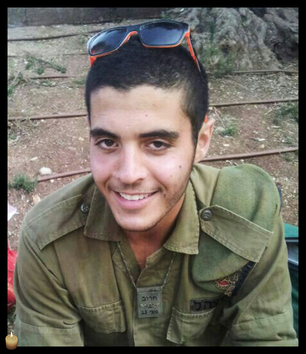 Sgt. Daniel Kedmi, 18, was killed during Operation Protective Edge. (Photo credit: IDF)