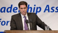 Israel's Ambassador to the US Ron Dermer, July 29, 2014 (photo credit: Ron Sachs)