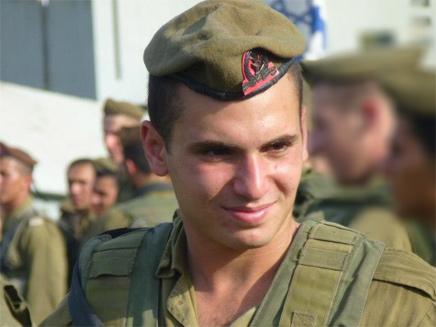 Sgt. Gilad Yacoby, 21, of Kiryat Ono, a Golani soldier killed in the Gaza Strip on July 20 2014 (Photo credit: Courtesy)