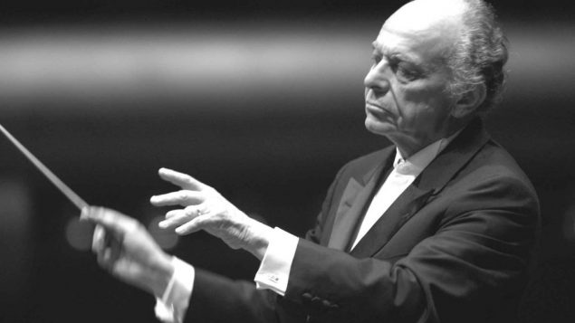 Lorin Maazel, internationally renowned Jewish conductor, dies at 84. Wikipedia Commons.