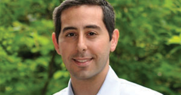 """Rabbi Mark Goldfeder: Interested in """"the line between humans and non-humans in Jewish law."""""""