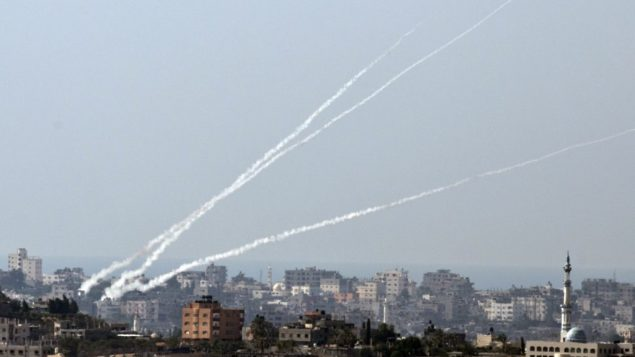Hamas fired rockets into southern Israel two hours before the ceasefire ended. Getty Images