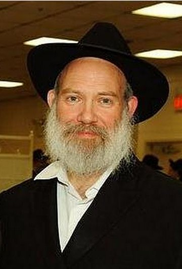 Rabbi Joseph Raksin photo credit: Courtesy: Chabad)