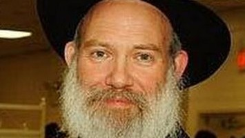 Rabbi Joseph Raksin. (Courtesy: Chabad)
