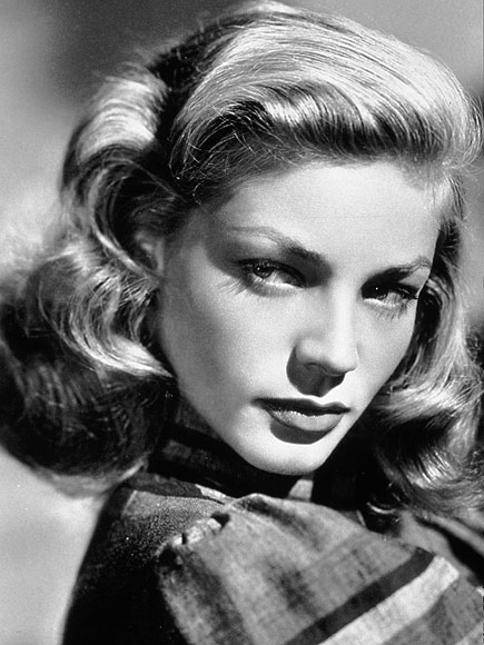 Lauren Bacall (photo credit: Wikipedia)