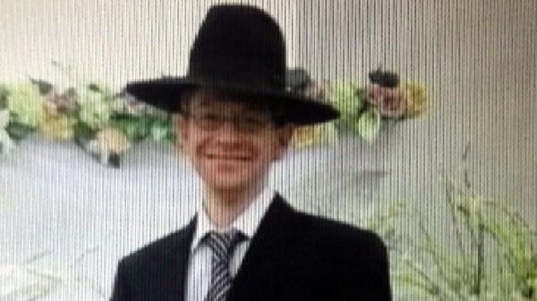 Aharon Sofer, the 23-year-old yeshiva student from Lakewood, N.J. yeshivaworldnews.com