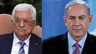 Palestinian Authority President Mahmoud Abbas and Israeli Prime Minister Benjamin Netanyahu: New alliance? Getty Images