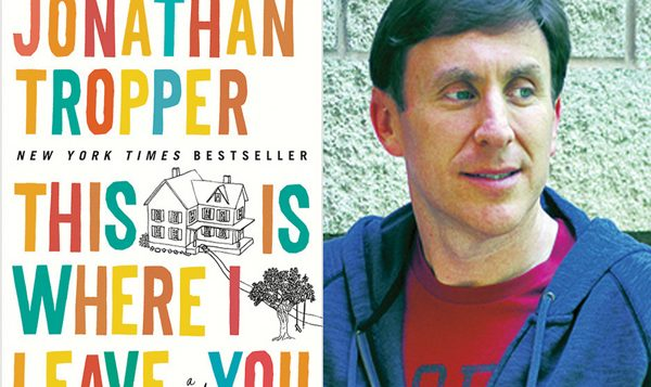 Jonathan Tropper: Screenplay adapted from his novel pictures dysfunctional Jewish family.