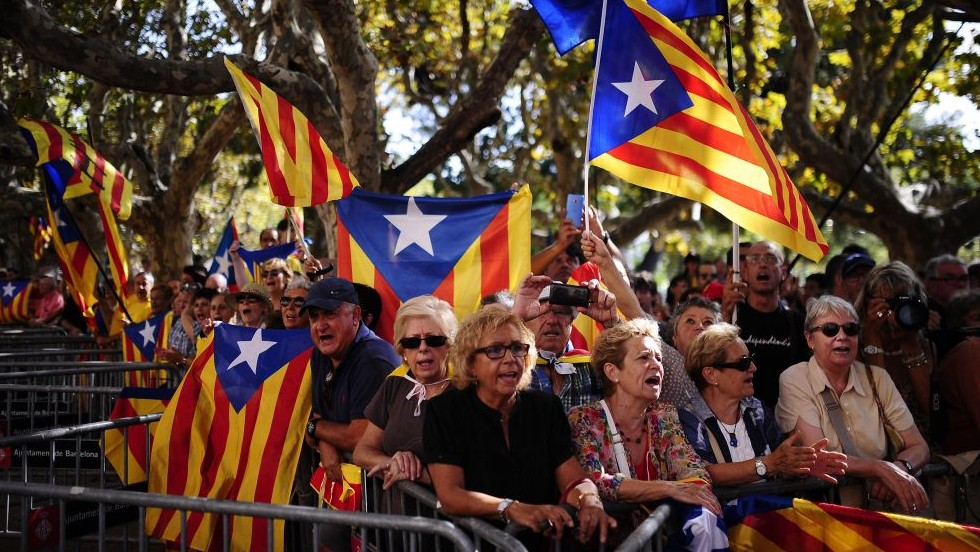 Scotland 'No' fails to stop Catalan secession push | The ...