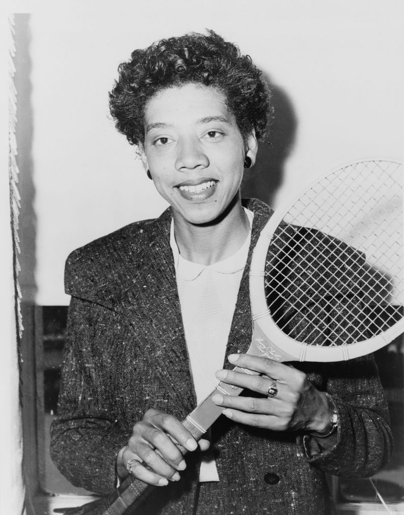 the life of althea gibson a Althea gibson facts: althea gibson is noted not only for her exceptional abilities as a tennis player, but for breaking the color barrier in the 1950s as the first african american to.