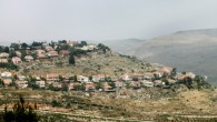 The Beit Arie settlement in the West Bank (photo credit: Moshe Shai/Flash90)