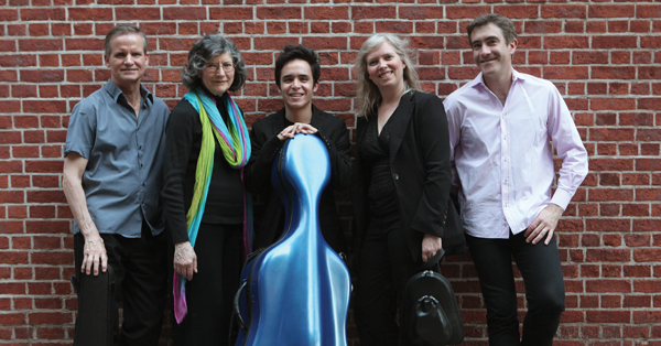 The DeCapo Chamber Players, have long championed the music of Ran. Lisa Hamm