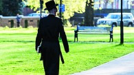 A strictly-Orthodox Jew