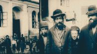 """The movies in """"Letters to Afar"""" were filmed in such Polish shtetls as Kaluszyn and Kolbuszowa. Courtesy of YIVO Archive"""