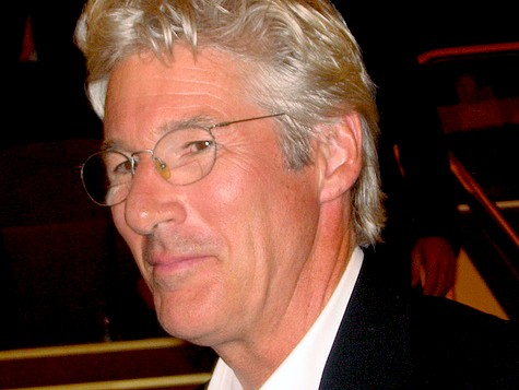 Richard Gere (Crédit : CC BY Wikipedia)