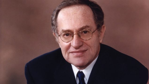 Former Harvard Law professor Alan Dershowitz's new book makes the case for Israel's Operation Protective Edge.