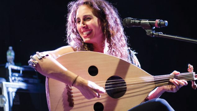 "Basya Schechter's new CD, ""Dumiyah,"" features a bigger sound than her previous albums."