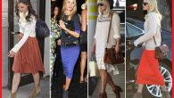 Celebrities modeling modest fashion. Via yuobserver.org