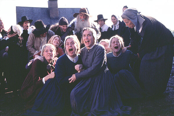 The witchcraft craze of 1962 in the crucible by arthur miller