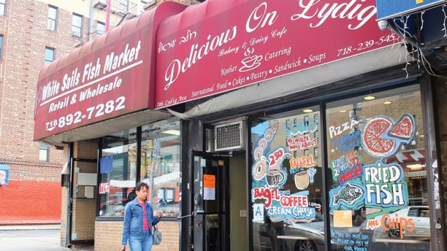 Pelham Parkway's Jewish community has outlived its obituaries, but Delicious on Lydig may not last the winter. Michael Datikash