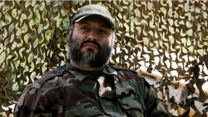 Imad Mughniyeh (Crédit : CC BY-SA, Wikimedia Commons)