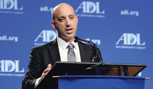 Obama administration official Jonathan Greenblatt, speaking this week in L.A.
