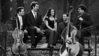 """""""We wanted to reintroduce klezmer from an angle"""" listeners might not be familiar with. Courtesy of 12th Night Klezmer"""