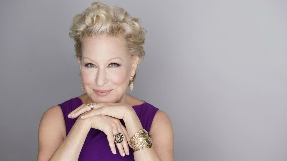 Bette Midler Talks Jewish Shop On London Tour Stop The