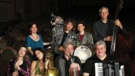 The Metropolitan Klezmer at 20. Still krekhts-ing after all these years.  Robin Salant