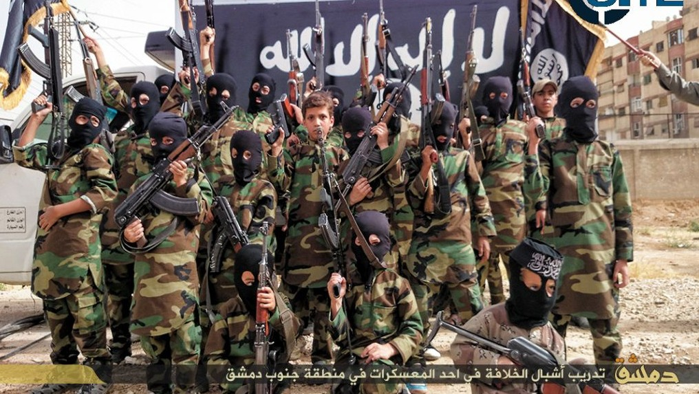 State training kids for jihad un says end time bible prophecy