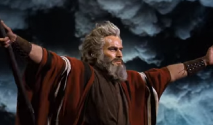 The Ten Commandments  Moses The Movie Youtube