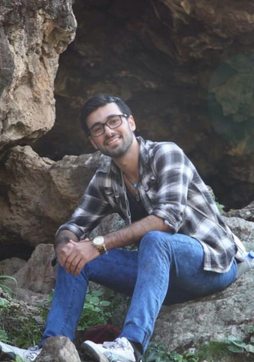 Yoav Hattab, 21, was killed in a Paris terror attack on Friday, January 9, 2015. (photo courtesy of Taglit-Birthright)