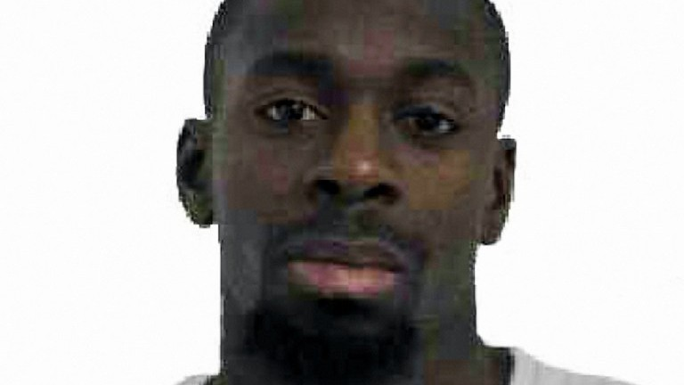 Amedy Coulibaly, who said he had pledged allegiance to the Islamic State, killed four people at a Paris kosher supermarket on January 9, 2015. (Photo credit: AFP/French Police)