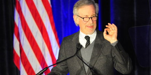 Steven Spielberg honored by Abraham Lincoln Presidential Library Foundation - Chicago