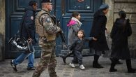 France deploys 5000 troops to Jewish sites. Getty Images