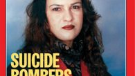 The case of female suicide bomber Wafa Idris, who appeared on this Time magazine cover, figured in the trial.  Content.time