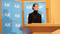 Jane Braden-Golay, president of the European Union of Jewish Students. AJC Westchester/Fairfield