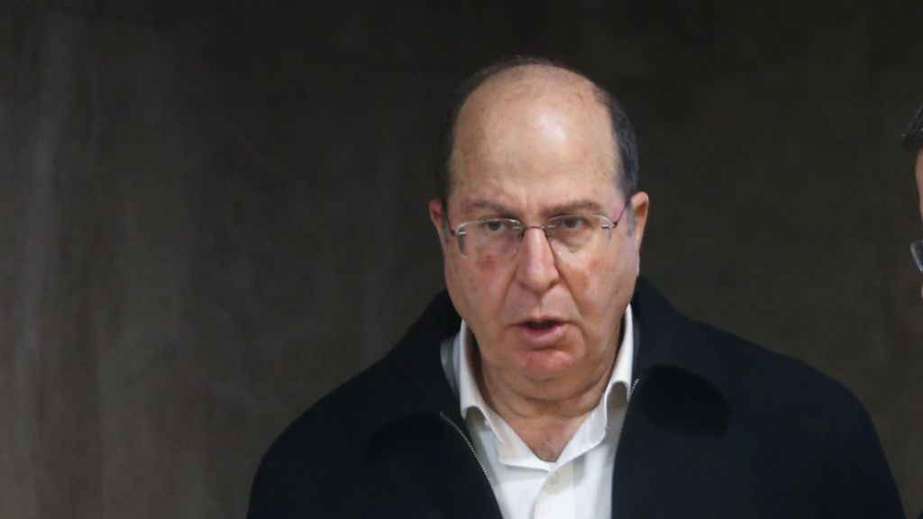 Defense Minister Moshe Ya'alon (photo credit: Alex Kolomoisky/POOL/FLASH90)
